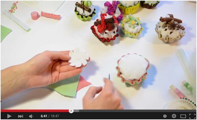 Cupcake al gusto…pannolenci