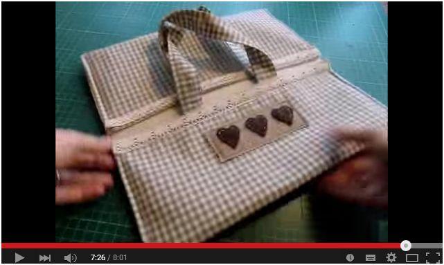 Come creare un originale portatorte di stoffa