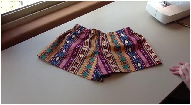 Come cucire a mano i pantaloncini per l'estate