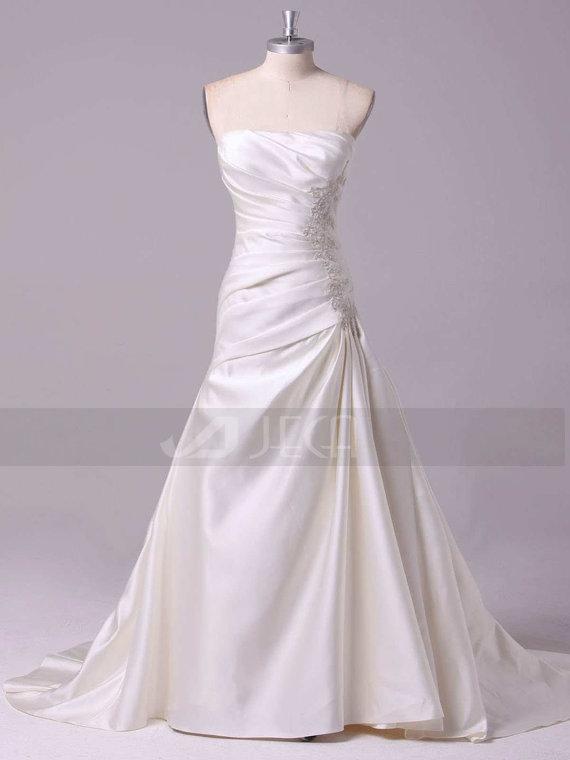 materiali e tessuti abito da sposa