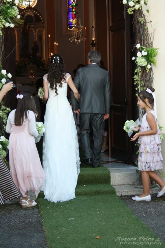 tessuti e materiali abito da sposa