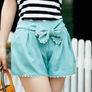 idee per applicare fiocchi su abbigliamento