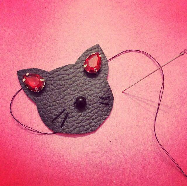 come fare segnalibro fai da te con gatto