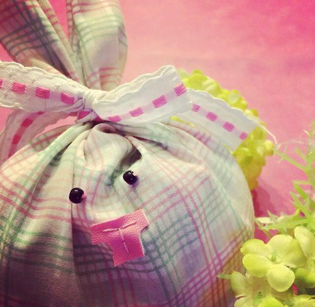 Come realizzare il segnaposto a forma di coniglio per Pasqua
