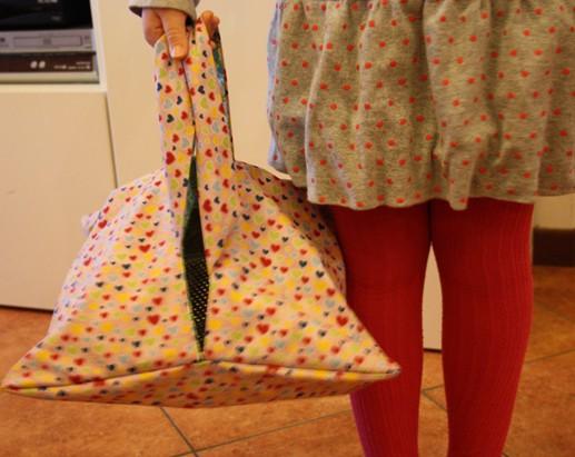 Come cucire un portatorte fatto a mano
